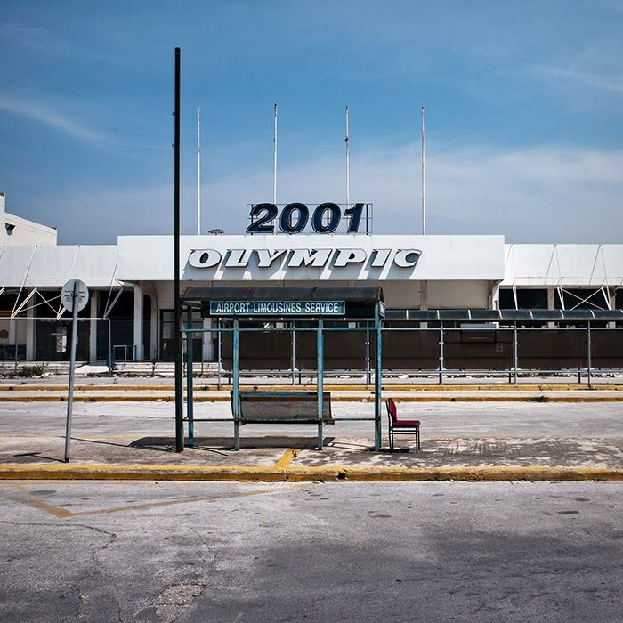 athens abandoned airport | Vassilis K. Makris - closed after the 2001 Olympics. After its closure, Hellinikon's runways were converted into a sports park for the 2004 Summer Olympics and in 2011, the Olympic Airways Museum opened in the West Terminal.