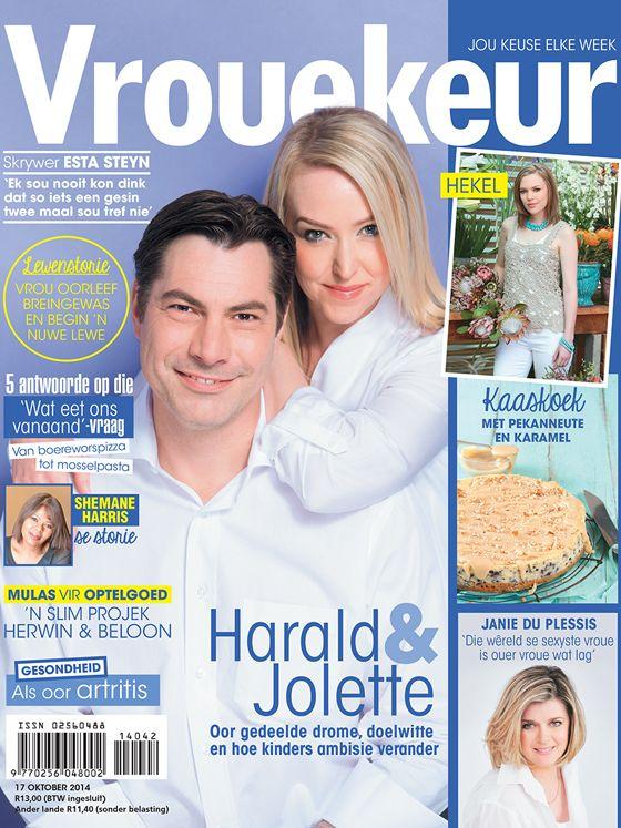 17 October 2014   17 Oktober 2014 Harald en Jolette Richter