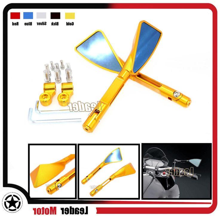 31.49$  Buy here - https://alitems.com/g/1e8d114494b01f4c715516525dc3e8/?i=5&ulp=https%3A%2F%2Fwww.aliexpress.com%2Fitem%2FFor-Suzuki-B-King-GSF1250-GSF600-Gladius-SFV650-SV650-SV1000-GSR600-Hot-sale-Motorcycle-CNC-Aluminum%2F32651874959.html - For Suzuki B-King / GSF1250 GSF600 Gladius SFV650 SV650 SV1000 GSR600 Hot sale Motorcycle CNC Aluminum rearview Side mirror Gold