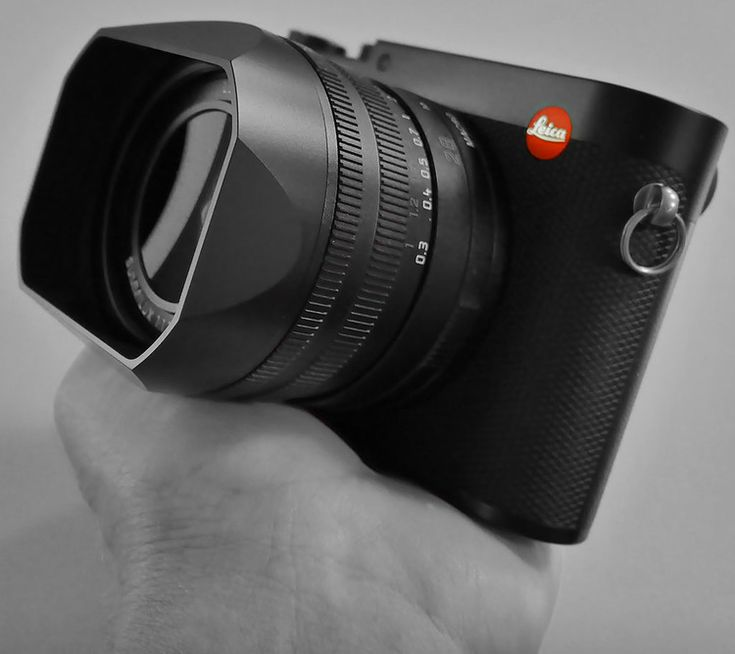 The Leica Q (Typ 116) The red dot success story?