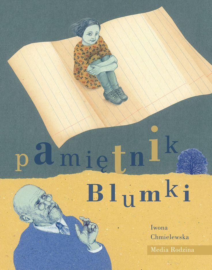 Iwona Chmielewska - Pamiętnik Blumki