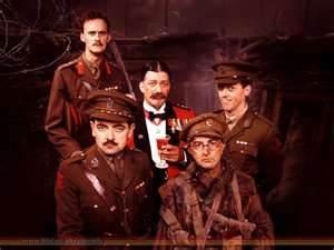 Blackadder: Hugh Laurie, Comedy, Black Adder, Stephen Fry, Rowan Atkinson