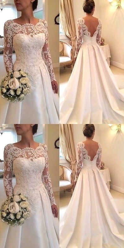 Elegant Wedding Dress Leave Out The Soon To Be Husband For The