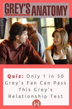 How much do you remember about all the Grey's Anatomy relationships? Do you know everything about the Grey's Anatomy couples? Greys Anatomy Test, Greys quiz about the relationships of Grey's Anatomy. Meredith and Derek. Ellen Pompeo. Justin Chambers. Alex Karev. Sandra Oh. Merder. Christina Yang. Owen Hunt. Preston Burke. Grey's marriages, Grey's divorces, Grey's engagements, Grey's Love.
