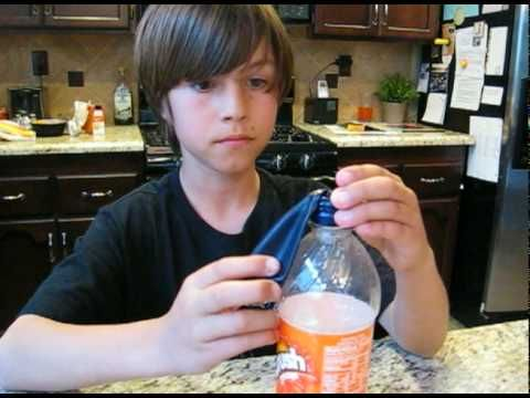 ▶5th Grade Science Project:  Micah's Fifth Grade Science Project.dv - YouTube
