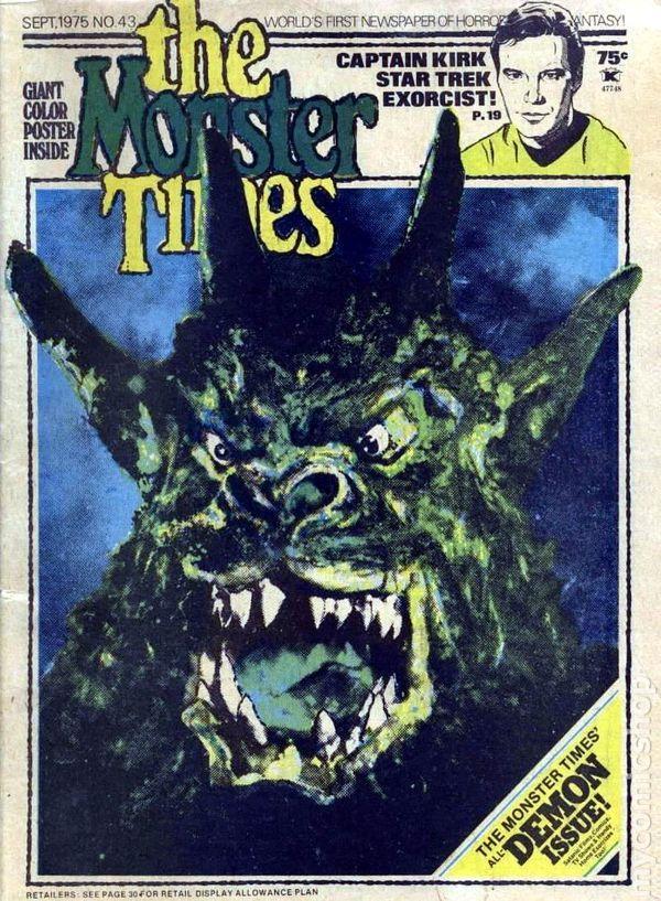 Monster Times #43