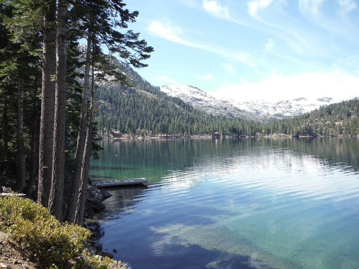 Fallen Leaf Lake - South Lake Tahoe, CA, United States