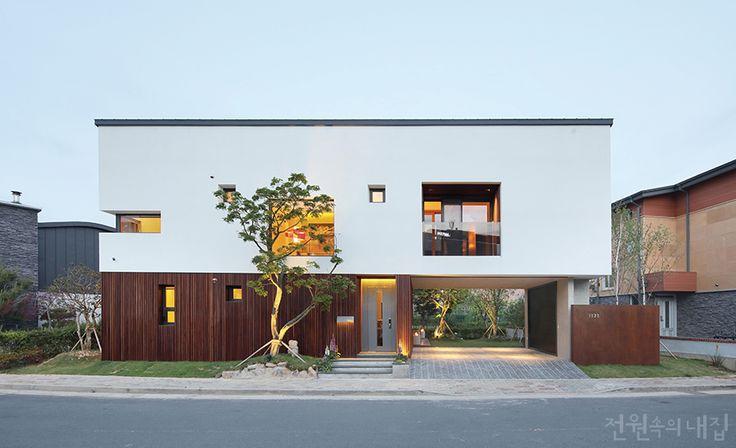 광주 단독주택 | 안톤 씨네 가족이 사는 법, HOUSE in FOREST : 네이버 포스트