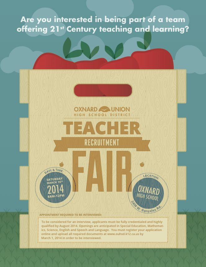Teacher Recruitment Fair