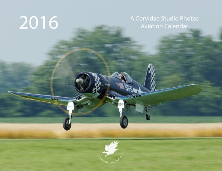 2016 Calendar — Corvidae Studio Photos