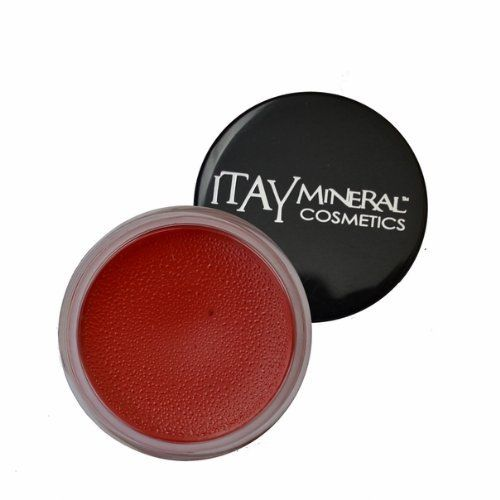 ITAY Beauty Mineral Cosmetics Nourishing Color Lip Pot Cherry Crush  06 -- Check out the image by visiting the link.