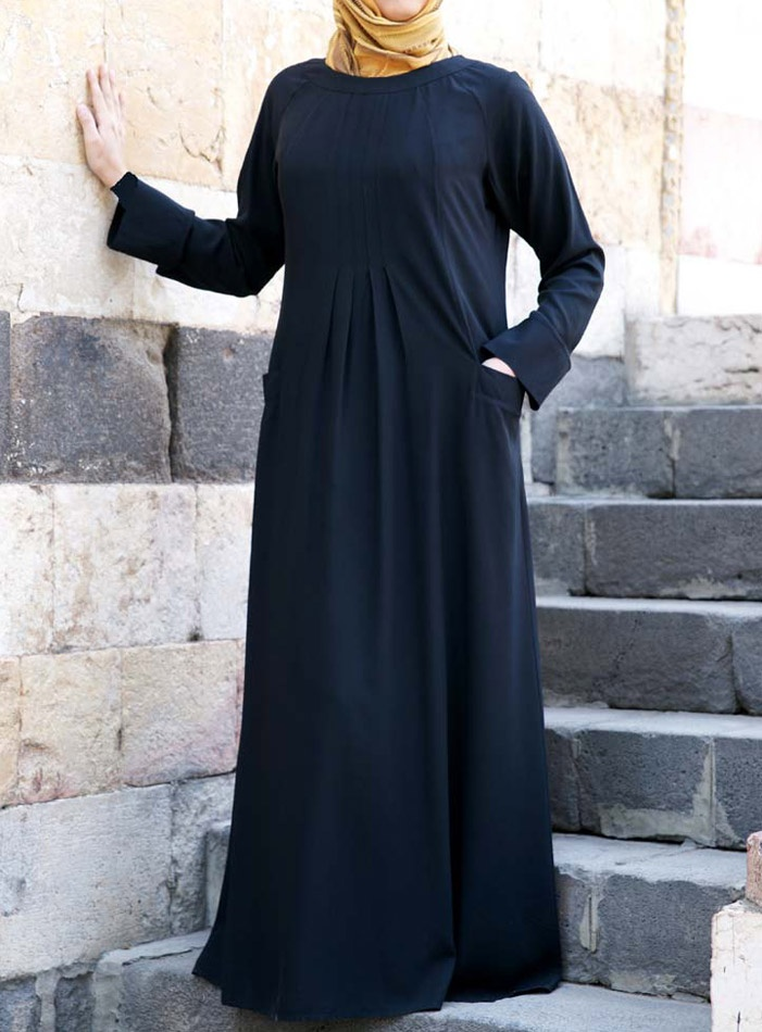 On-The-Go Abaya Dress via www.shukronline.com #shukr
