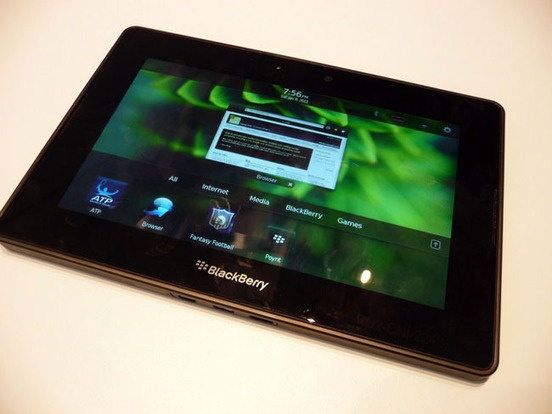 BlackBerry PlayBook Outsells iPad In Canadian Stores