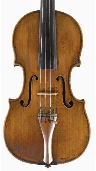 Nicolo Gagliano Violin, Naples circa. 1770