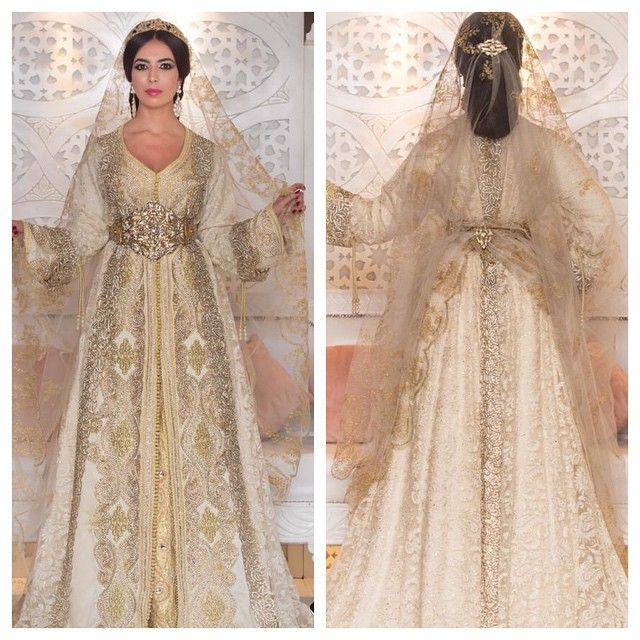 Moroccan Wedding Dresses 85