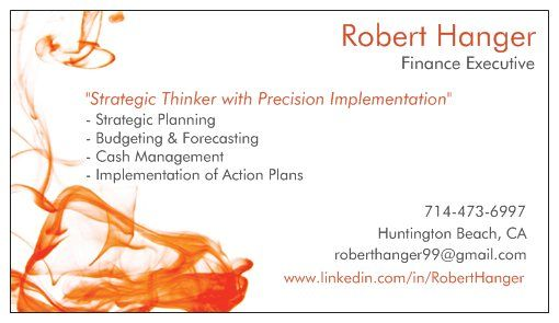 Robert Hanger Front | Business Planning | Pinterest | Business ...