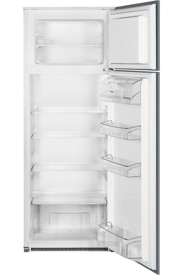 Refrigerateur congelateur encastrable Smeg D72302P