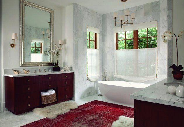25 Tolle Badezimmer Designs Fur Den Ubergang Die In Jedes Zuhause Passen Klassisches Badezimmer Badezimmer Design Weisse Zimmer