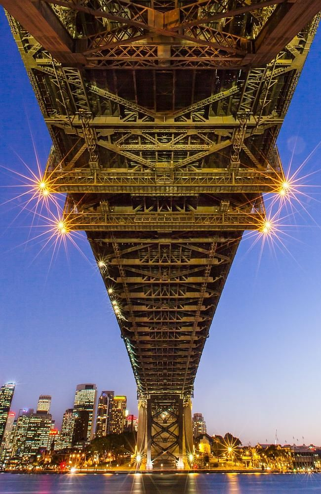 Amazing image of Sydney Harbour Bridge Australia. Birthday is on March 19th
