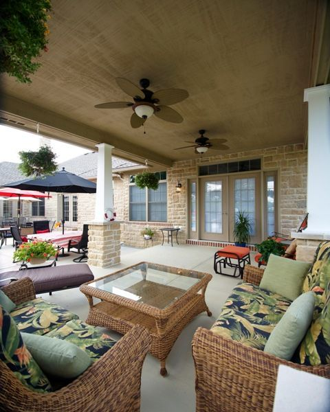191 Best Images About Covered Patios On Pinterest Fire