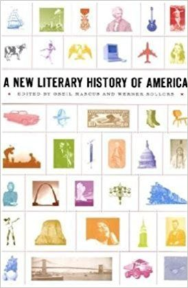 A New Literary History of America (Harvard University Press Reference Library) by Greil Marcus, Werner Sollors Call Number 810.9 N53m