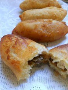 Barato y Rico mi Cocina Chilena: PAPAS RELLENAS