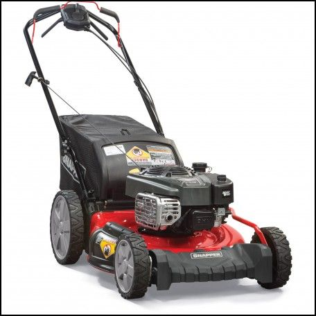 Large Rear Wheel Lawn Mower