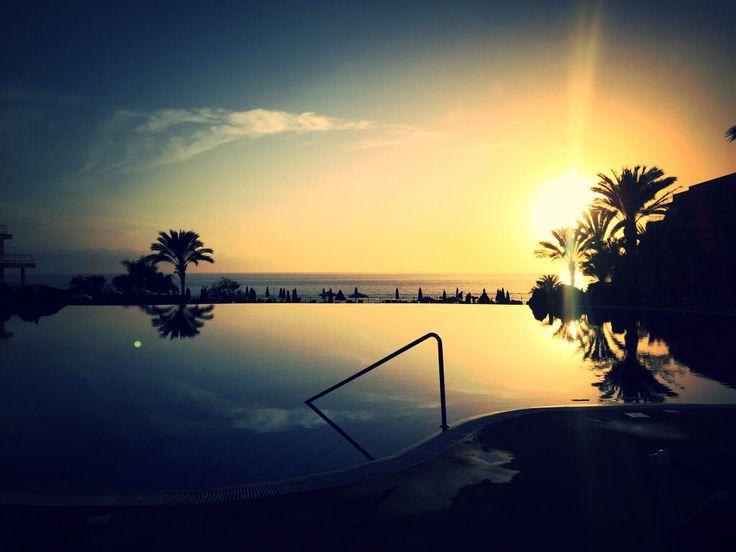 Sunset Tenerife