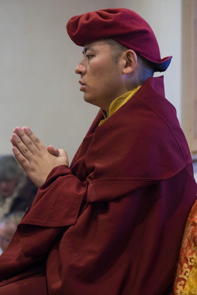 Kyabjé Thuksey Rinpoché