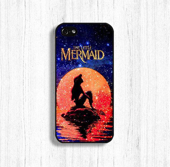 Disney phone case Little mermaid case Little mermaid by AlinaCase, $9.99