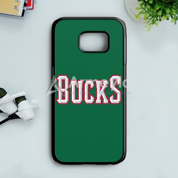 Nba Dc Bucks Logo Head Samsung Galaxy S7 Case | armeyla.com
