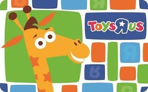 $100 Toys R Us Gift Card for $85