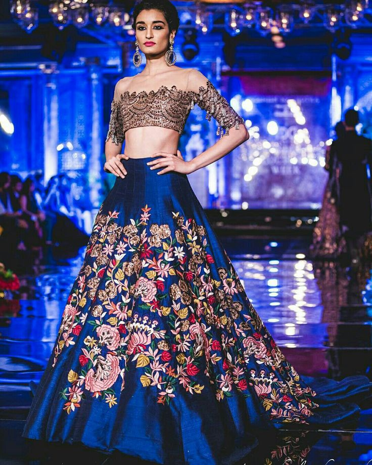 Manish Malhotra 'The Persian Story' ICW2016 More