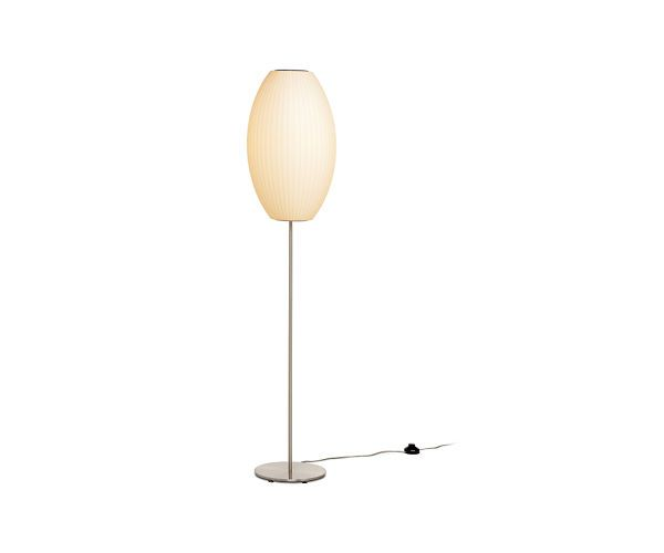 room board nelson lotus medium floor lamp ordered to go in my. Black Bedroom Furniture Sets. Home Design Ideas