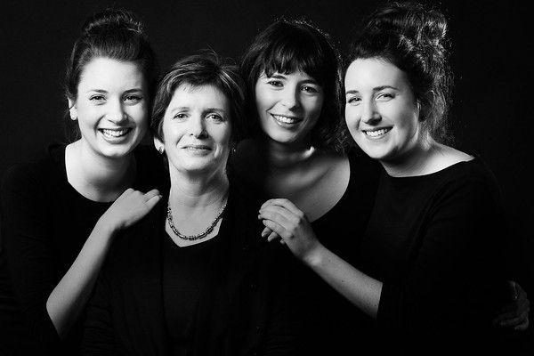 Portraits - The Picture Rooms #Family #Portrait #Dublin #Studio #Monotone #Black #Dublin and White Please Repin! Click to see more.