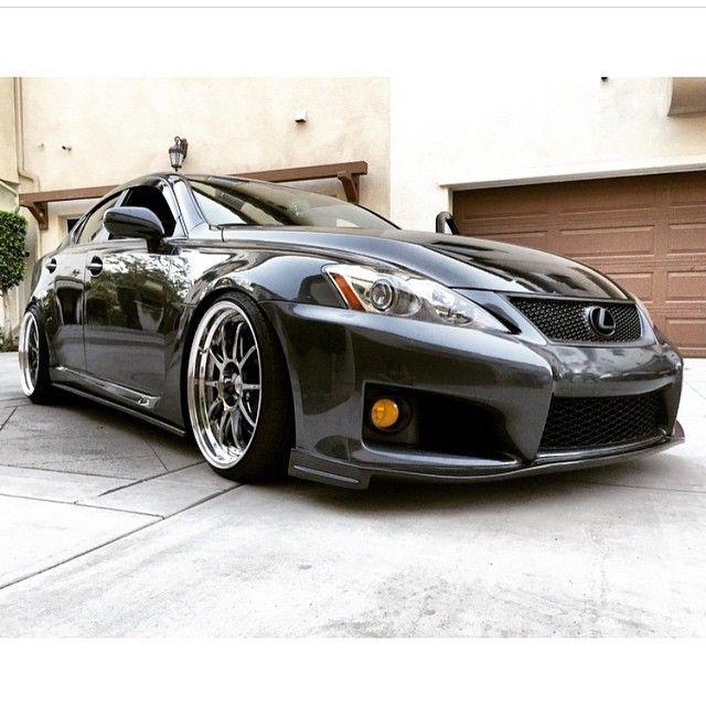 Lexus IS-F www.lexusofbellevue.com