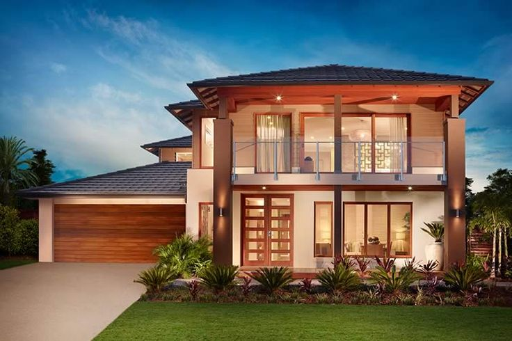 Bali Facade Explore images of our homes' interiors and facades in our home design gallery