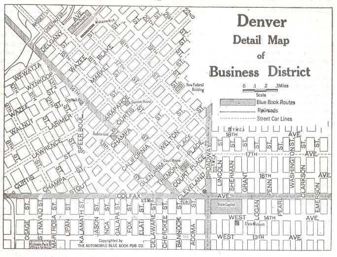 15 best Denver Historical Maps images on Pinterest  Denver