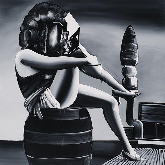 Tomoo Gokita - Pintura