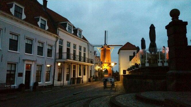 De molen van Wijk Bij Duurstede