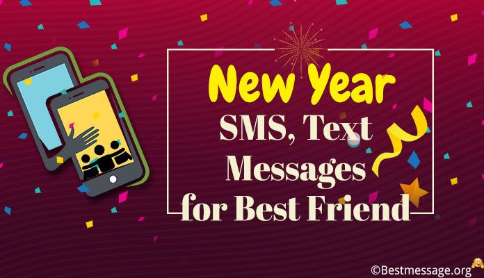 Happy New Year 2018 Messages For Best Friends ...