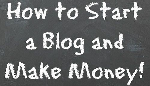 How to start your on blog, How to create a blog