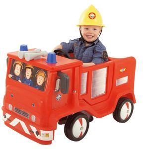 Fireman Sam Ride in Jupiter and Helmet with Sounds This robust Jupiter Ride-in allows wannabe heroes to be in the driving seat of Fireman Sams trusty engine, Jupiter. With opening door, rear storage compartment and Fireman Sam helmet with sounds, litt http://www.comparestoreprices.co.uk/outdoor-toys/fireman-sam-ride-in-jupiter-and-helmet-with-sounds.asp