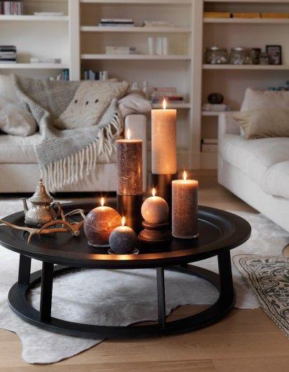 Ciepłe światło, różne kształty, a nawet zapachy - świece to najprostszy sposób na metamorfozę nastroju w domu #weranda #bolsius #nastroj #swiece #swiatlo #romantycznynastroj #cosy #home #candle
