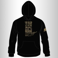 Kimi Räikkönen - Yes Yes Yes Limited Edition Hoodie - www.leavemealone.fi