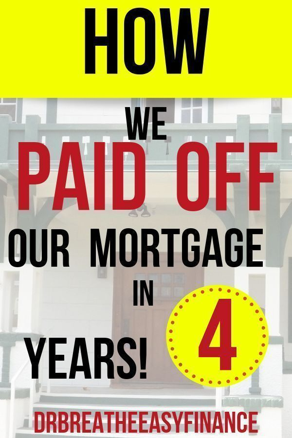How We Paid Off Our 30 Year Mortgage In 4 Years Vital Dollar Get Out Of Debt Series Debt Free Money Management Debt