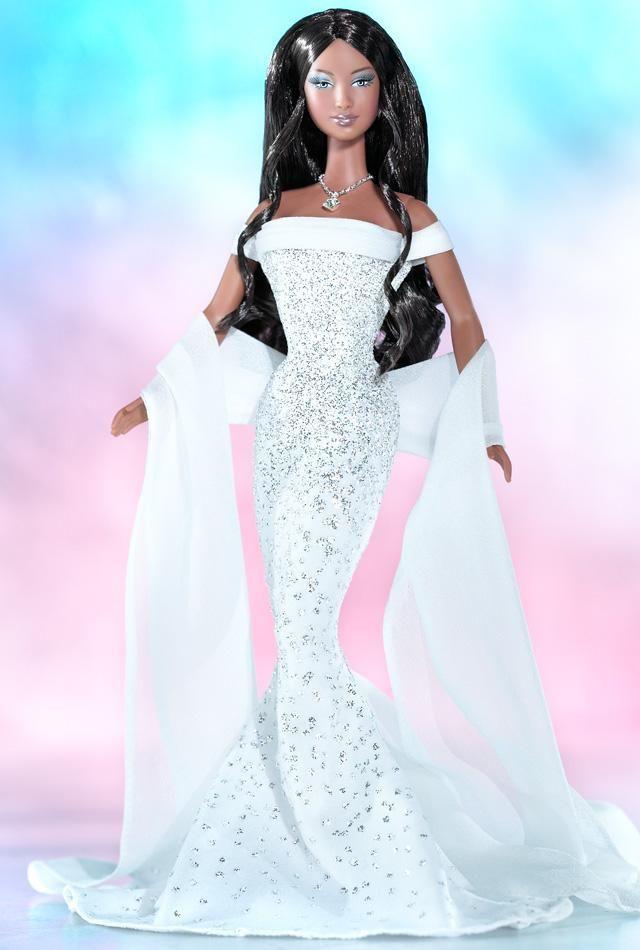 April Diamond Barbie Doll