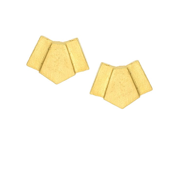 Gouden stud oorbellen, gouden kroon studs, 14 k gouden kroon Stud Earrings stud earrings, vrouwen Stud Earrings stud earrings, geometrische gouden stud oorbellen, geometrische hengsten door LilyandDahlia op Etsy https://www.etsy.com/nl/listing/224971847/gouden-stud-oorbellen-gouden-kroon-studs
