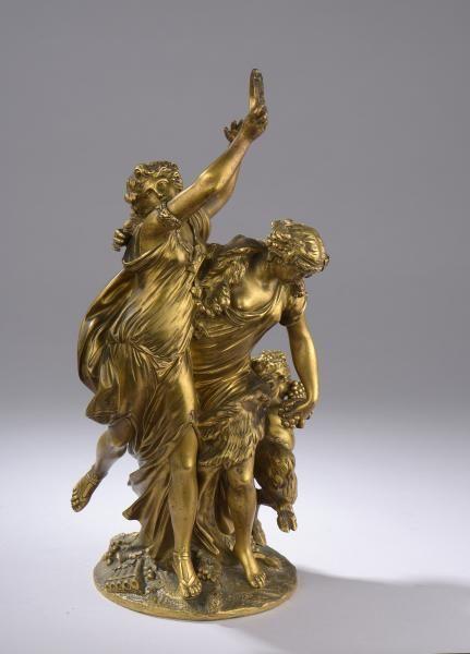 Clodion : Estimation gratuite et expertise de marbre, bronzes, sculptures, platres, terres cuites, marbre, bois | Authenticité