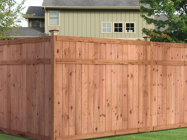 how to find the best wooden fence panels outdoor home decor